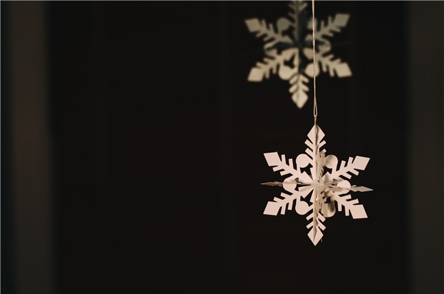 Paper Snowflakes by Kelly Sikkema