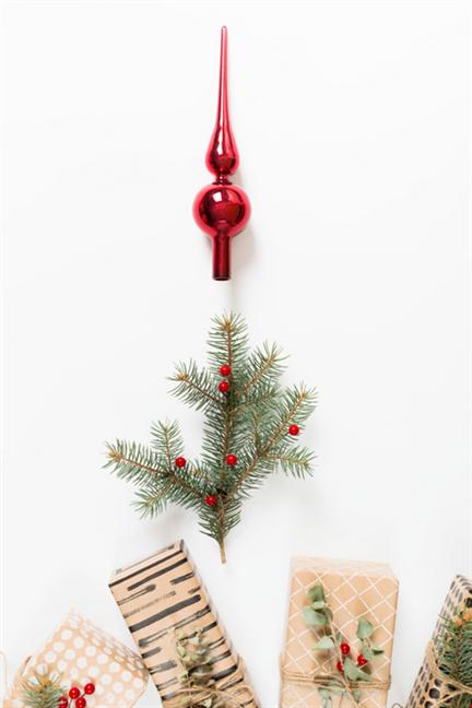 A few Christmas symbols