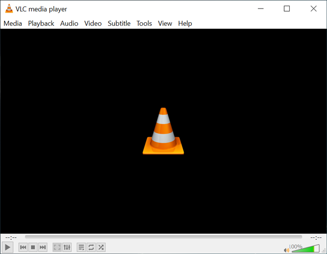 Open the app to learn how to screenshot in VLC