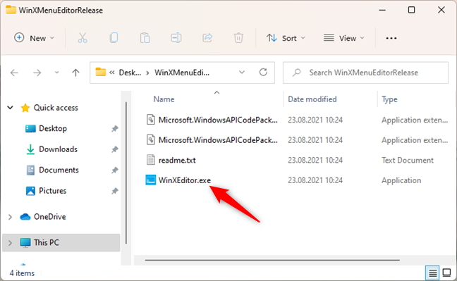 The WinXEditor.exe file