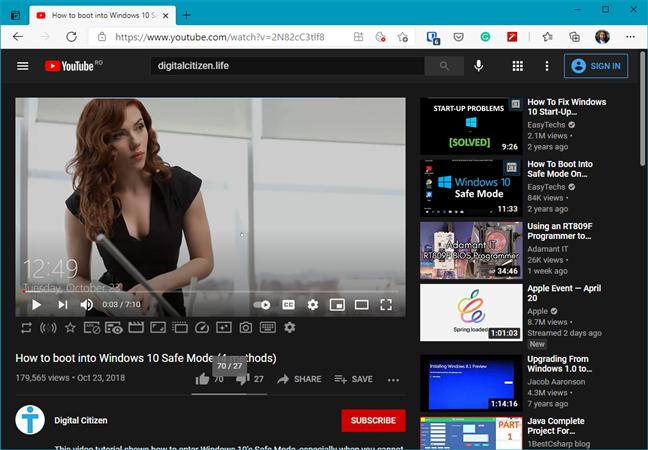Enhancer for YouTube - Microsoft Edge Addons