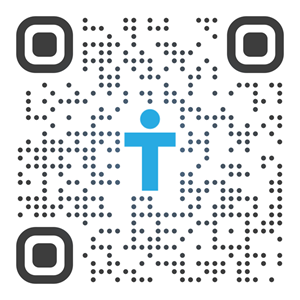 What does a QR code look like?