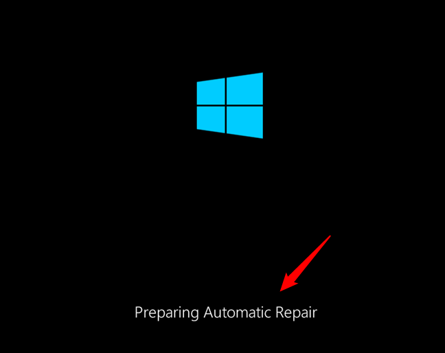 How to start Windows 10 in Safe Mode using automatic repair