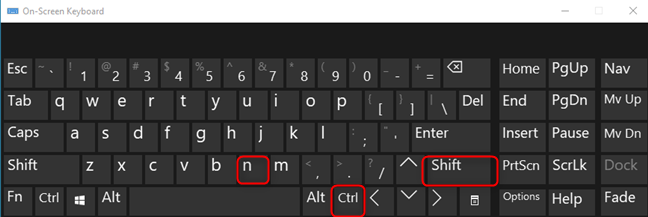 Press CTRL+SHIFT+N in Google Chrome for Windows, Linux or ChromeOS