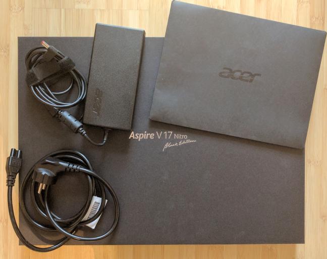 Acer Aspire V 17 Nitro Black Edition, Acer Aspire VN7-793G