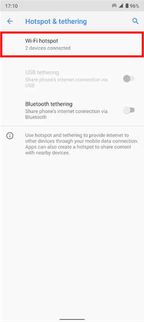 You can connect multiple devices to your Android hotspot