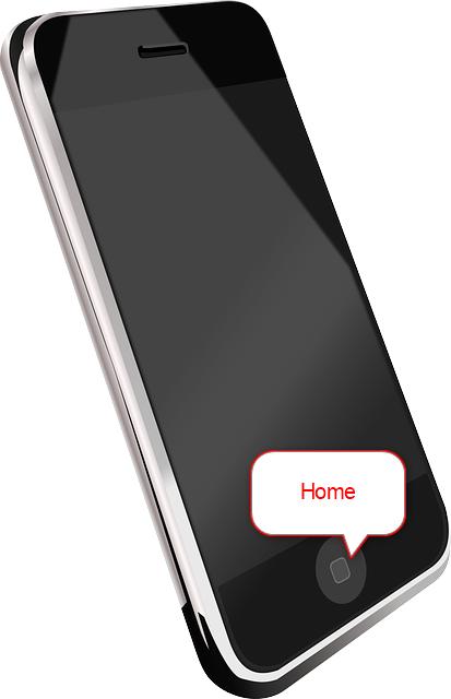 El botón de inicio puede verse diferente en su dispositivo