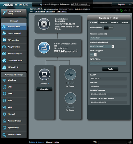 ASUS, RT-AC3200, wireless, router, tri-band, review, performance, benchmarks