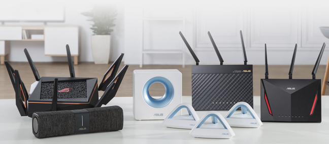 AiMesh works with both wireless routers and mesh Wi-Fi systems from ASUS