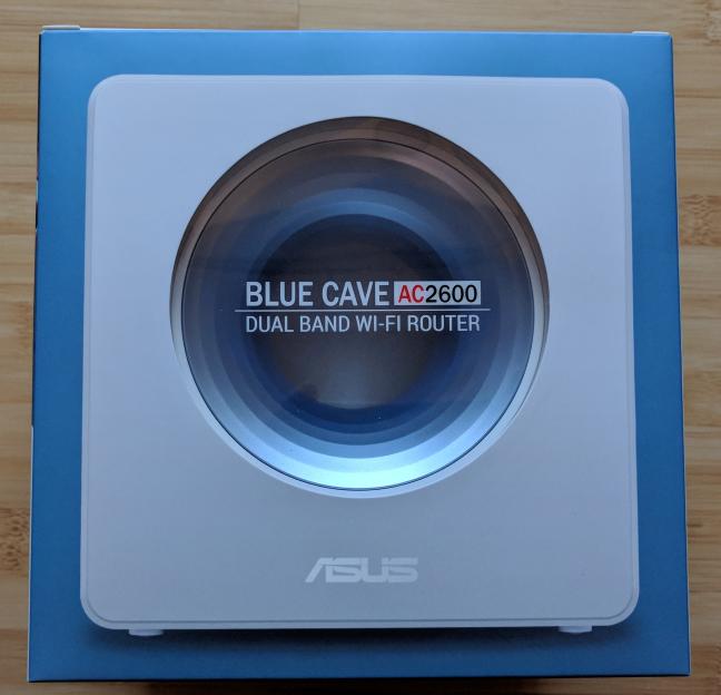 ASUS Blue Cave, AC2600