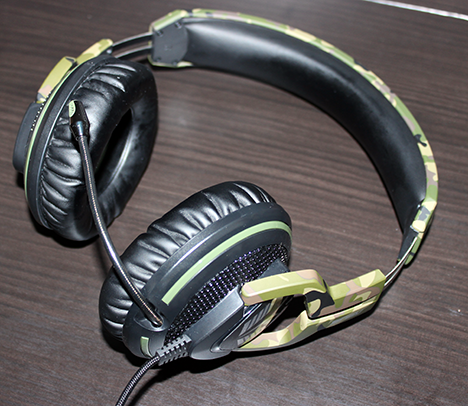 ASUS, Echelon, Forest, headset, review, gaming