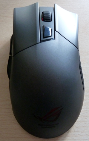 ASUS, Gladius, Republic of Gamers, mouse, review, gaming