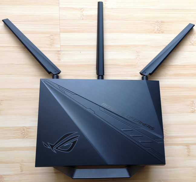 The ASUS ROG Rapture GT-AC2900 wireless router