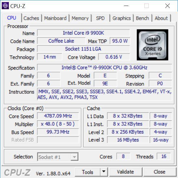 ASUS Mini PC ProArt PA90 - the processor