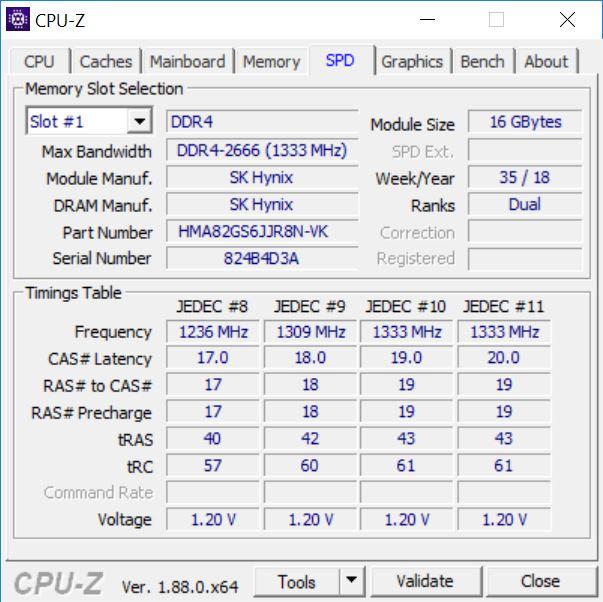 ASUS Mini PC ProArt PA90 - the memory
