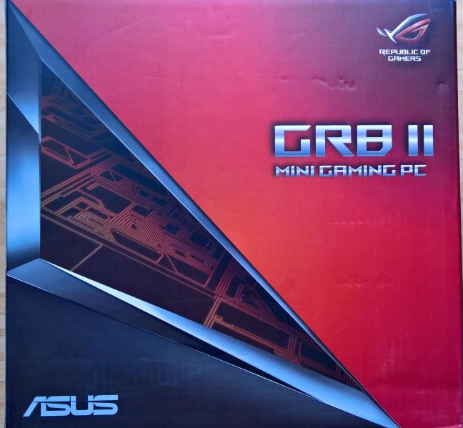 ASUS ROG GR8 II
