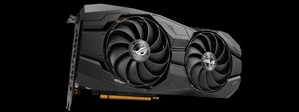 ASUS ROG Strix Radeon RX 5500 XT O8G