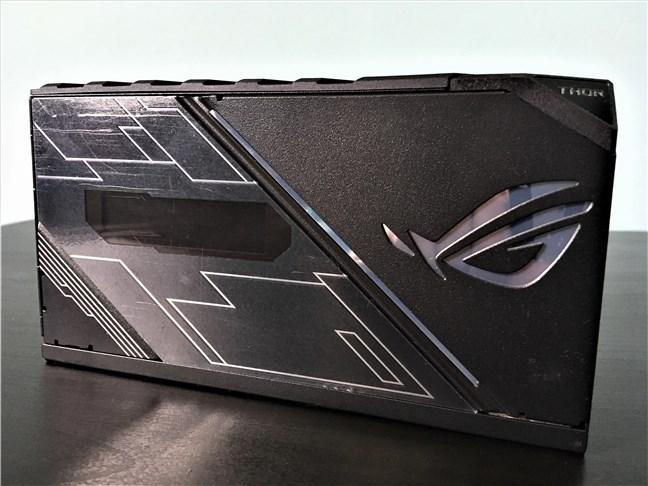 The ASUS ROG Thor 850W Platinum PSU