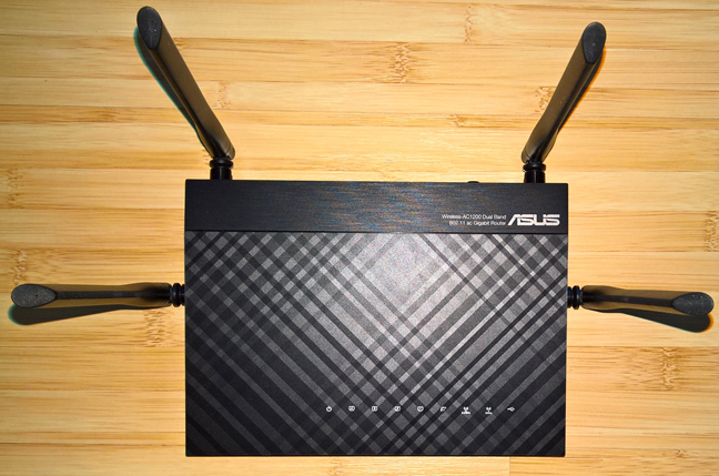 ASUS RT-AC1200G+, dual-band, wireless, AC1200, router, review, performance