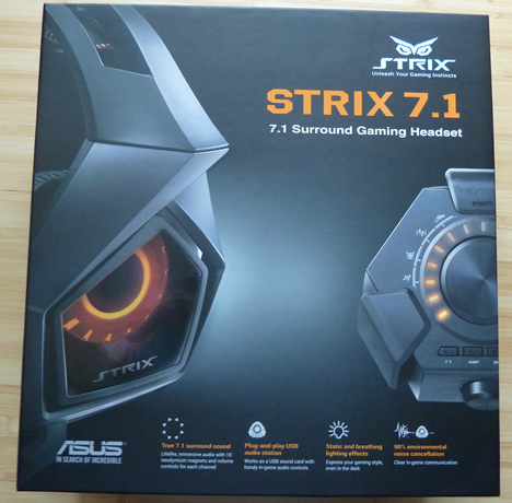 ASUS, Strix, Pro, headset, review, gaming, surround