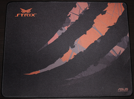 ASUS, Strix, Glide Control, mouse pad, review, gaming