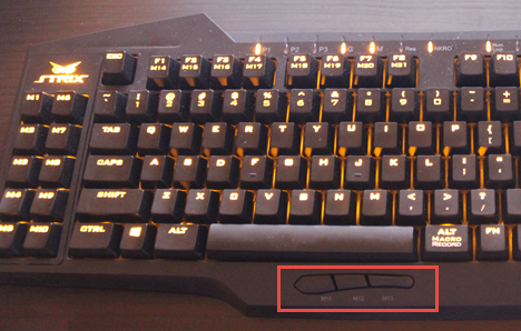 ASUS, Strix, Tactic, Pro, keyboard, mechanical, review, gaming