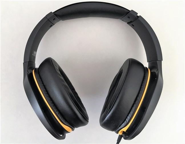 The ASUS TUF Gaming H5 headset