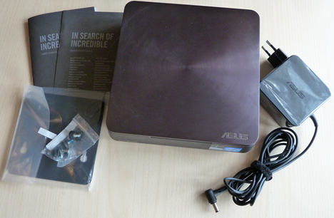 ASUS VivoPC VM60, mini-PC, Windows 8.1, test, review