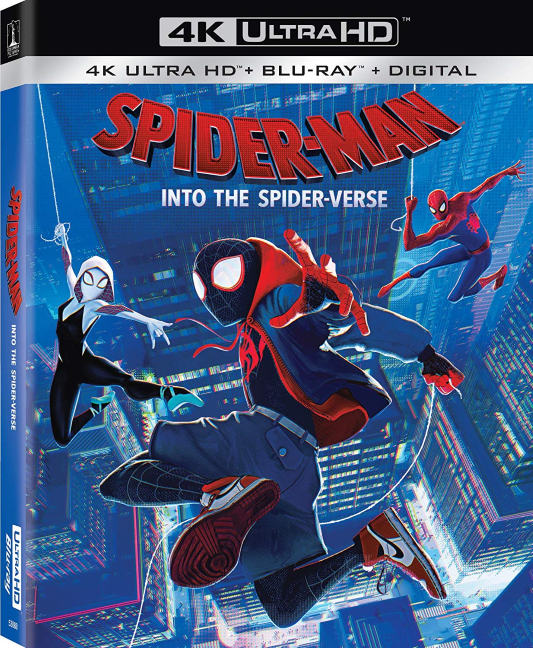 """With ASUS XG-C100C it would take seconds to transfer """"Spider-Man: Into the Spider-Verse"""" through the network"""