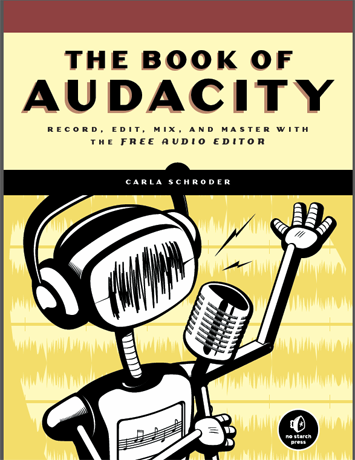 The Book of Audacity, review, Carla Schroder