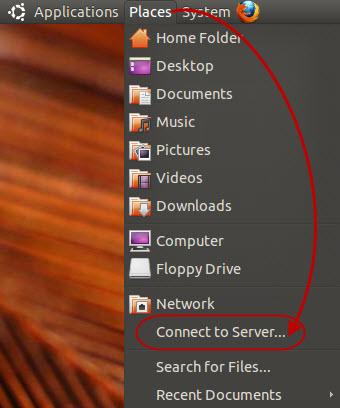Ubuntu Places