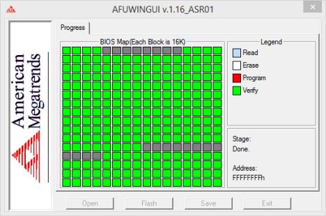 BIOS, versión, actualización, cómo