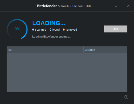Bitdefender, Adware Removal Tool for PC