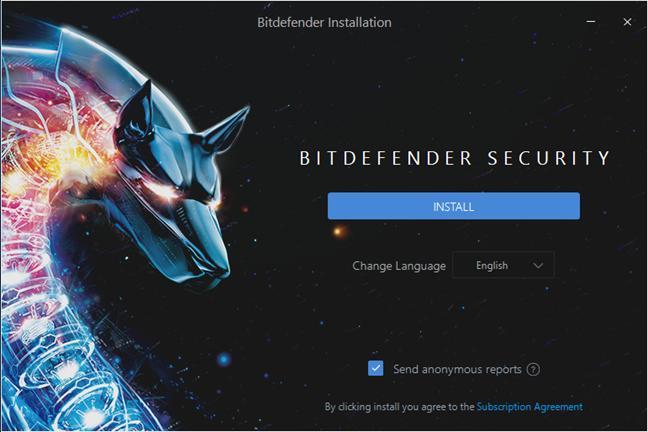 Bitdefender, Total Security, 2018