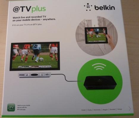 Review - Belkin @TV