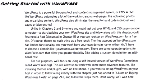Build Your Own Website, A Comic Guide to HTML, CSS and WordPress, book, review, Nate Cooper