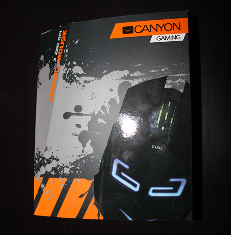 Canyon, CND, SGM7, mouse, review, gaming