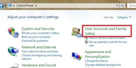 User Accounts