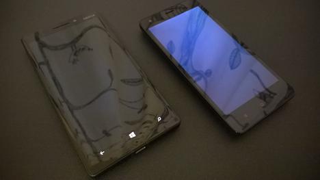ClearBlack, Nokia, Lumia, screen, display