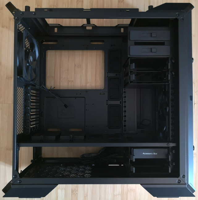 The Cooler Master MasterCase MC600P chassis