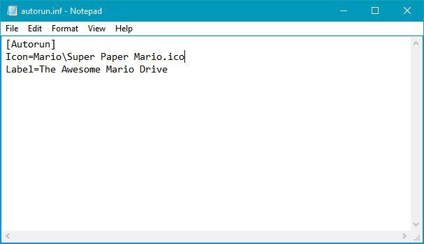 removable, drive, USB, memory, stick, hard disc, optical disc, custom, label, icon, name, Windows