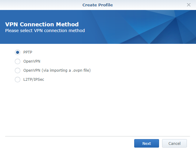 Connecting to VPN on IoT devices