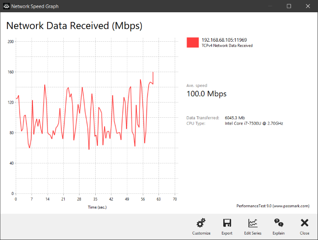 Wireless transfer on the TP-Link Deco M4