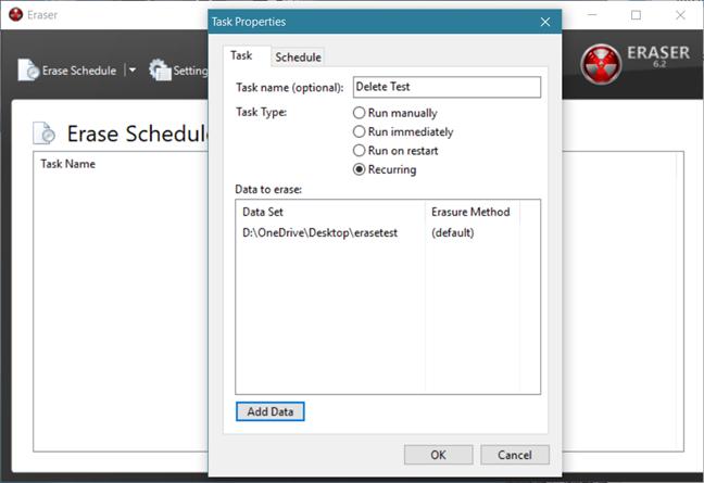 deletion apps, Windows