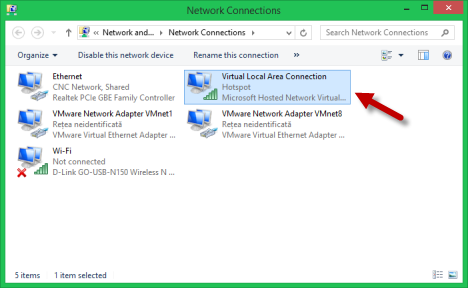disable, wireless, network, access point, virtual adapter, Windows 8, Windows 8.1