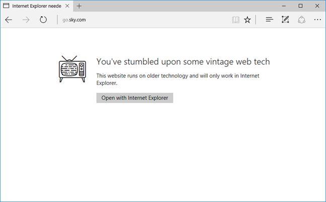 Microsoft Edge, missing features, weak spots, problems, Windows 10