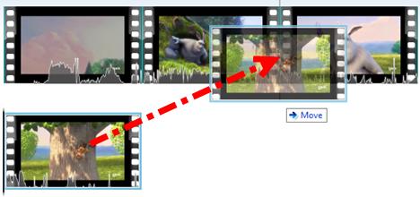 Windows, Movie Maker, edit, videos