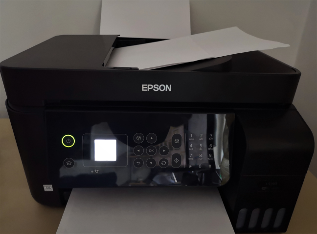 Reviewing The Epson Ecotank L5190 All In One Ink Tank Printer With Adf Digital Citizen