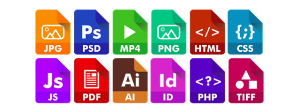 File extensions