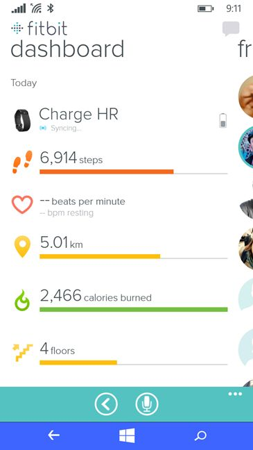 Fibit, Charge HR, wearable, review